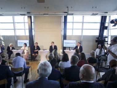 Image for Politiskajās debatēs par būvniecību noskaidro ilgtspējīgāko redzējumu  nozares attīstībai